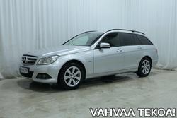Mercedes-Benz C 200 CDI T Business *COMMAND-NAVI, TUTKAT YMS.*, vm. 2011, 191 tkm