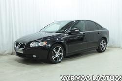 Volvo S40 1,6D DRIVe S/S Classic *HIHNA VAIHDETTU, XENON, WEBASTO YMS.*, vm. 2012, 122 tkm