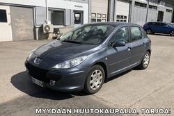 Peugeot 307 XT 1.6 5d *MYYDÄÄN HUUTOKAUPALLA*, vm. 2005, 196 tkm