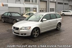 Volvo V50 1,6D DRIVe S/S Classic *KOUKKU, BLUETOOTH, LISÄLÄMMITIN YMS.*, vm. 2012, 113 tkm