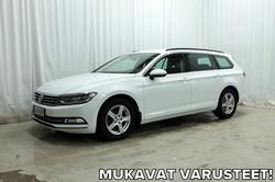 Volkswagen PASSAT Variant Comfortline 2,0 TDI 150 hv DSG *LED-PAKETTI,WEBASTO,KOUKKU, EASYACCESSYMS.*, vm. 2016, 137 tkm