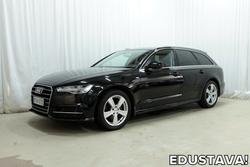 Audi A6 Avant S line Business Sport 2,0 TDI 190 hv ultra A *WEBASTO,KOUKKU,LED,TUTKAT/KAMERAYMS.*, vm. 2018, 53 tkm
