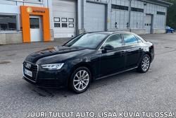 Audi A4 Sedan Land of quattro 2,0 TDI 140 kW quattro S tronic *WEBASTO, KOUKKU, LEDIT YMS*, vm. 2016, 109 tkm