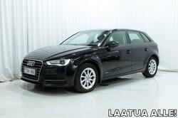 Audi A3 Sportback Busin 2,0 TDI 150hv Aut (MY14) *WEBASTO, NAVI, TUTKA, BLUETOOTH, YMS*, vm. 2014, 118 tkm