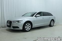 Audi A6 Avant 3,0 V6 TDI 204 hv Quattro S tronic *WEBASTO, NAVI, KOUKKU,TUTKAT/KAMERAYMS.*, vm. 2014, 189 tkm