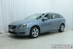 Volvo V60 T3 Business A (MY17.1) *WEBASTO, KOUKKU, NAVI, VOLVO ON CALL YMS.*, vm. 2017, 79 tkm