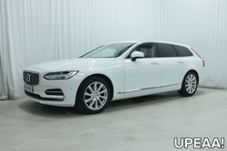 Volvo V90 D4 AWD Business Inscription A *NAVI, WEBASTO, LED-VALOT, ACC CRUISE YMS.*, vm. 2017, 133 tkm