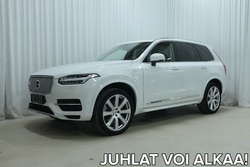 Volvo XC90 T8 Twin Engine AWD Inscription A (MY17) *SUPER-VARUSTEET, KATSO LISTA!*, vm. 2017, 62 tkm