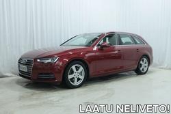 Audi A4 Avant First Edition Business Sport 2,0 TDI 190 hv Q A *NAVI,DIGIMITTARISTO,WEBASTO,KOUKKUYMS.*, vm. 2016, 136 tkm
