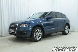 Audi Q5 2,0 TDI (DPF) 170 hv quattro Business S tronic *KOUKKU, XENON YMS.*, vm. 2010, 155 tkm