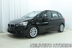 BMW 2-SARJA F45 Active Tourer 225xe A Business *LED-VALOT, PROF-NAVI, HEAD-UP, AKTIIVI-CRUISE YMS.*, vm. 2017, 47 tkm