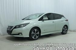 Nissan LEAF 2.ZERO 40 kWh *OIKEESTI, VERTAA HINTAA!*, vm. 2018, 40 tkm