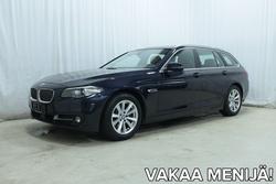 BMW 5-SARJA F11 Touring 530d A Business (MY16) *PROF.NAVI, DAKOTA-NAHKA, KOUKKU, UUDET RENKAAT YMS.*, vm. 2016, 144 tkm