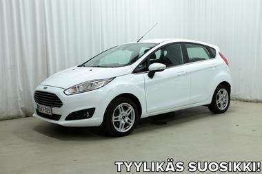 Ford FIESTA 1,0 80 Start/Stop Titanium 5ov (MY13), vm. 2014, 78 tkm (1 / 4)