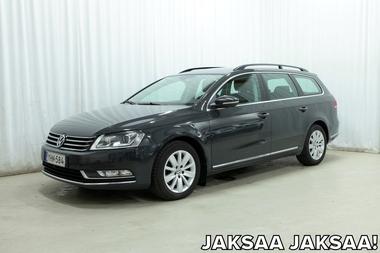 Volkswagen PASSAT Variant Comfortline 2,0 TDI 140 hv BlueMotion A*WEBASTO,XENON,KOUKKUYMS.*, vm. 2011, 242 tkm (1 / 37)
