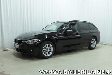 BMW 3-SARJA F31 Touring 316d A Business *TUTKAT,KOUKKU,XENONYMS.*, vm. 2016, 93 tkm (1 / 29)