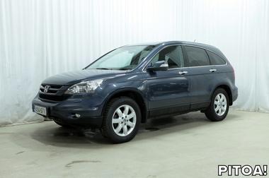 Honda CR-V 2,2 i-DTEC Elegance Lifestyle 4wd *WEBASTO, KOUKKU, TUTKAT YMS.*, vm. 2012, 171 tkm (1 / 31)