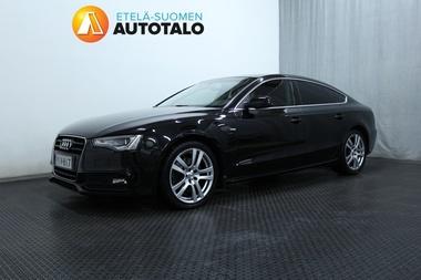 Audi A5 Sportback Business Sport 2,0 TDI clean diesel 150 hv multitronic *XENON, NAHKAT, 18