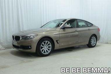 BMW 3-SARJA F34 Gran Turismo 320i A xDrive Edition *SÄHKÖTOIMISET SPORT-PENKIT, XENON, TUTKAT YMS.*, vm. 2016, 74 tkm (1 / 29)