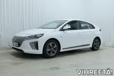 Hyundai IONIQ ELECTRIC Style *PELKKÄÄSÄHKÖÄ!*, vm. 2017, 92 tkm (1 / 33)