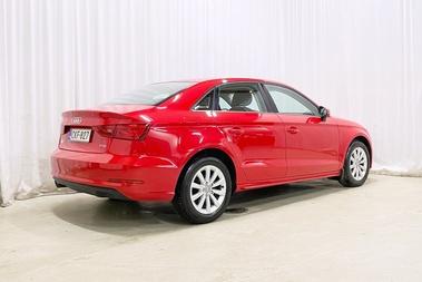 Audi A3 Sedan Business 1,4 TFSI 125 hv S tronic *BLUETOOTH, VAKKARI, XENON, YMS.*, vm. 2016, 61 tkm (2 / 26)