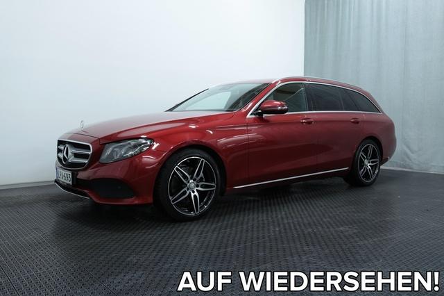 Mercedes-Benz E 220 d 4Matic T A Premium Business *WEBASTO, KOUKKU, MULTIBEAM YMS. KATSO LISTA!* (LPA-693)